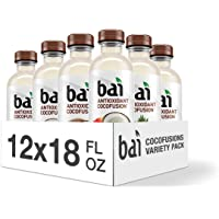 12-Count Bai Coconut Flavored Water, 18 Fluid Ounce Bottles