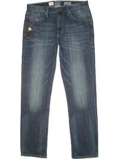 ed08395f811 Rock & Republic Ultra Comfort Straight Leg Men's Blue Denim Exclusive Jeans  New