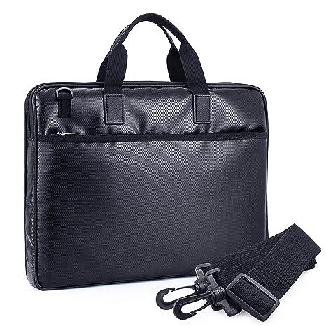 3d319ee85ffc Amazon.com  SPLF Fireproof and Waterproof Document Bag