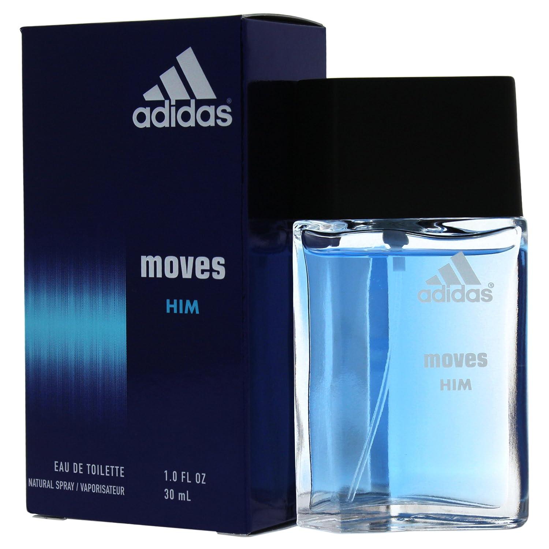 Amazoncom Adidas Moves For Men Eau De Toilette Spray 1 Ounce