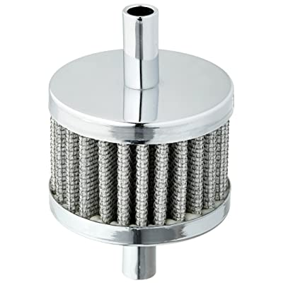 HardDrive 14-034 Dual Breather Filter: Automotive