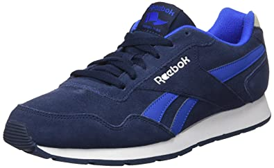Reebok Sport Royal Glide Cc-Drak Root/Stone Grey/Stucco/White/Sil - Chaussures Baskets basses Homme