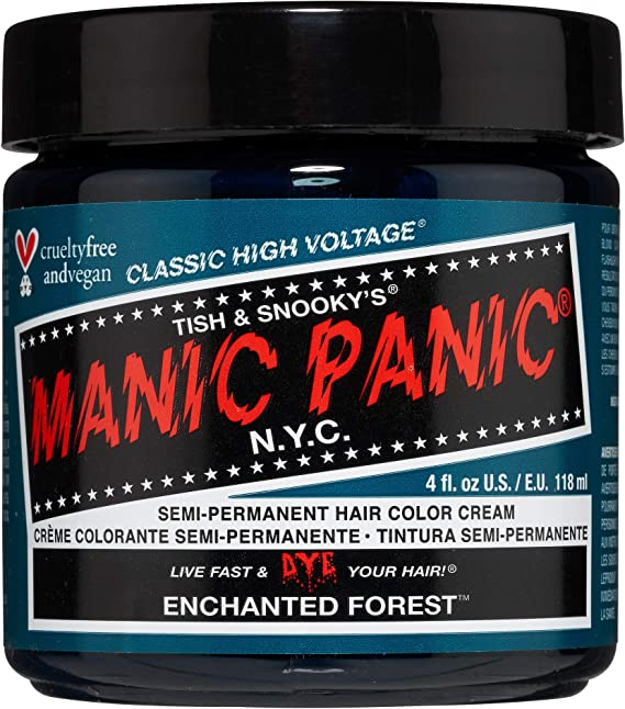 Manic Panic - Enchanted Forest Classic Creme Vegan Cruelty Free Semi-Permanent Hair Colour 118ml