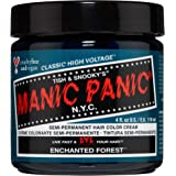 Manic Panic Enchanted Forest Green Hair Dye Color