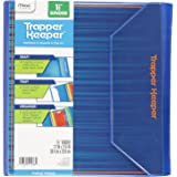 "Mead Trapper Keeper 3 Ring Binder, Heat Sealed, 1-1/2"", Color Selected For You May Vary (24036)"