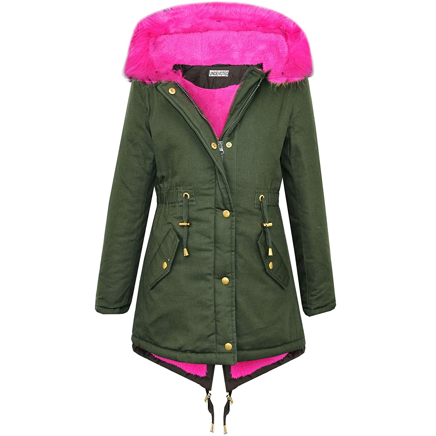 Hooded Parka Jacket Womens | Jackets Review