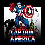 img - for Captain America (1968-1996) (Collections) (24 Book Series) book / textbook / text book