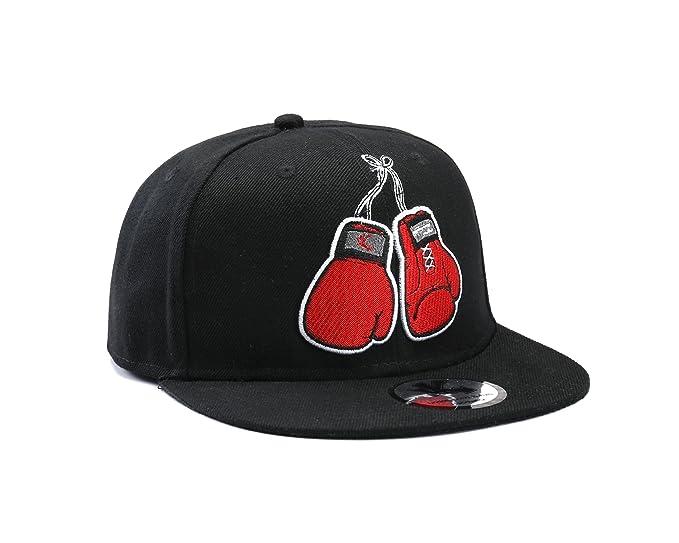 Combate de Boxeo Gorra Ajustable de Pico Plano (Boxing Bout ...