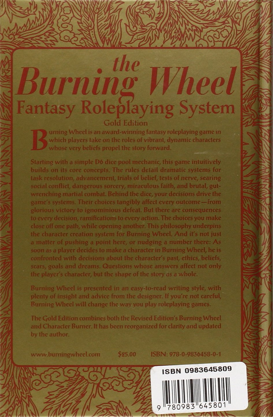 burning wheel gold pdf