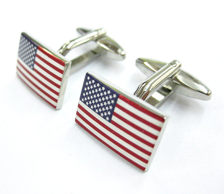 Tailor B US Flag Flag of United States Cufflinks