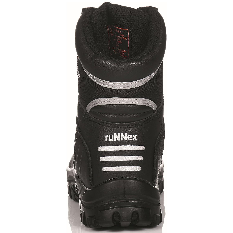 RuNNex Winter Sicherheitsstiefel S3 WinterStar mit Thinsulate-Futter Thinsulate-Futter Thinsulate-Futter Größe 43 schwarz 5330 f77368