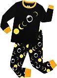 Amazon Price History for:Boys Pajamas Children Dinosaur Clothes Short Sets Cotton Sleepwear