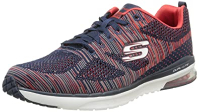 save up to 80% best reputable site Skechers Men's Air Infinity Rapid Fire Indoor Shoes Blue ...