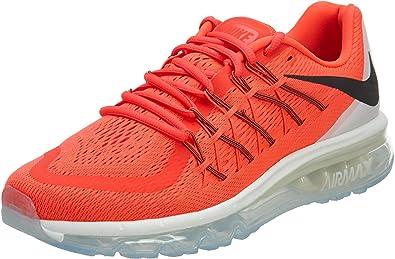 Nike - Zapatillas para Hombre Rojo Helle Hochrot/Schwarz/Weiß-Gipfel, Color Rojo, Talla 47,5: Amazon.es: Zapatos y complementos