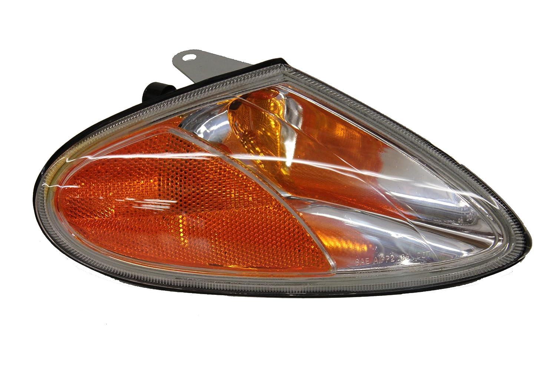 Genuine Hyundai Parts 92302-27550 Passenger Side Parking Light Assembly