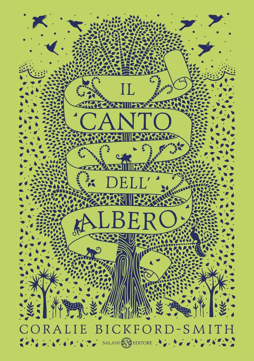 Il canto dell'albero. Ediz. illustrata: Amazon.it: Bickford-Smith, Coralie,  Iacobaci, G.: Libri
