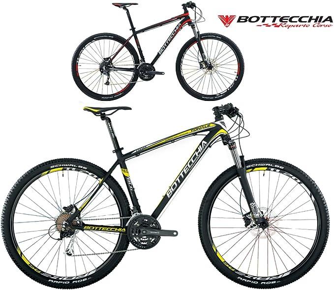 Bottecchia MTB 89E Tonale 29 Alivio DK 27S H48 2016: Amazon.es ...