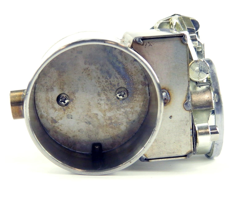 Klappenauspuff-System aus Edelstahl Fernbedienung elektrisch inkl 76mm Au/ßendurchmesser
