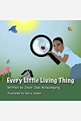 Every Little Living Thing Kindle Edition