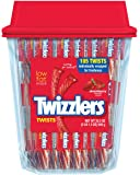 TWIZZLERS Twists (Strawberry, 105-Count) (Halloween Candy)