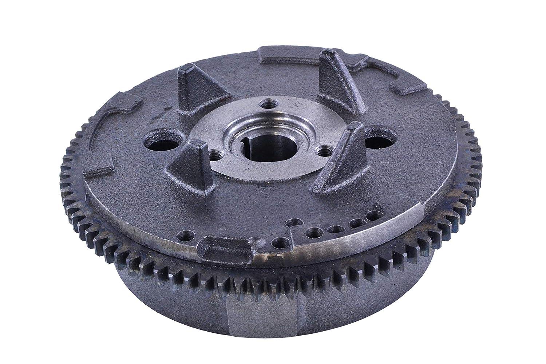 Flywheel Magneto Rotor by RMSTATOR 1997-2004 For Polaris ATP Magnum Scrambler 400 500