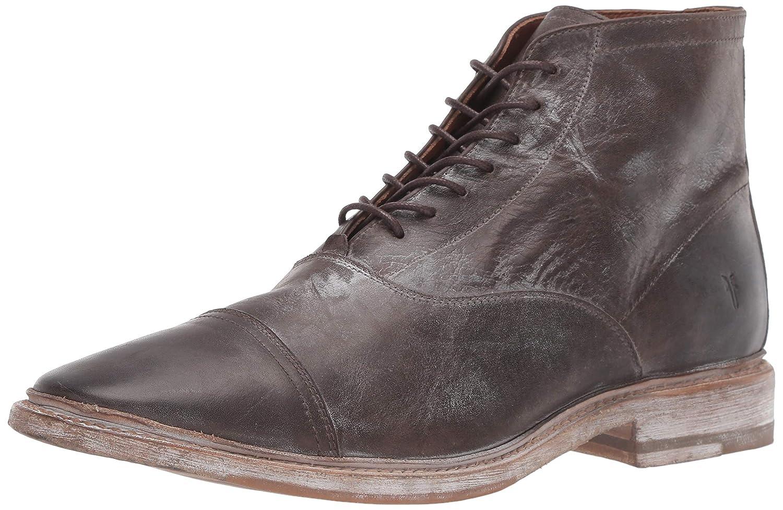 Slate Frye Mens Paul Lace Up Fashion Boot