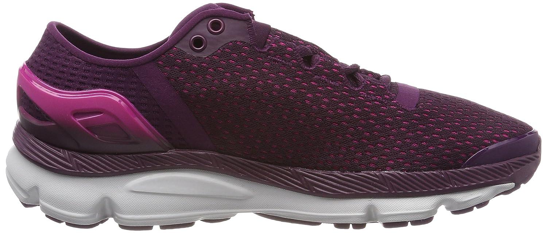 Under Armour Women's Speedform Intake 2 Running Shoe B071NTFJBM 5.5 B(M) US|Merlot/Tropic Pink/Merlot