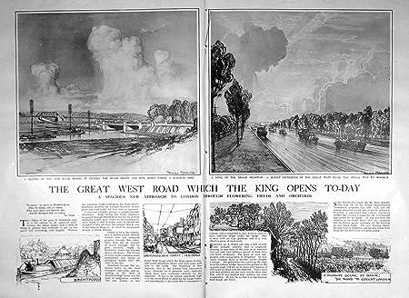 Old Original Antique Victorian Print 1925 Business Cards Dustmen
