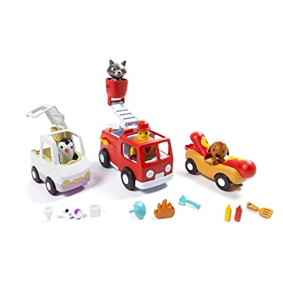 Sago Mini – Vehicles - Road Trip Collection: Toys & Games