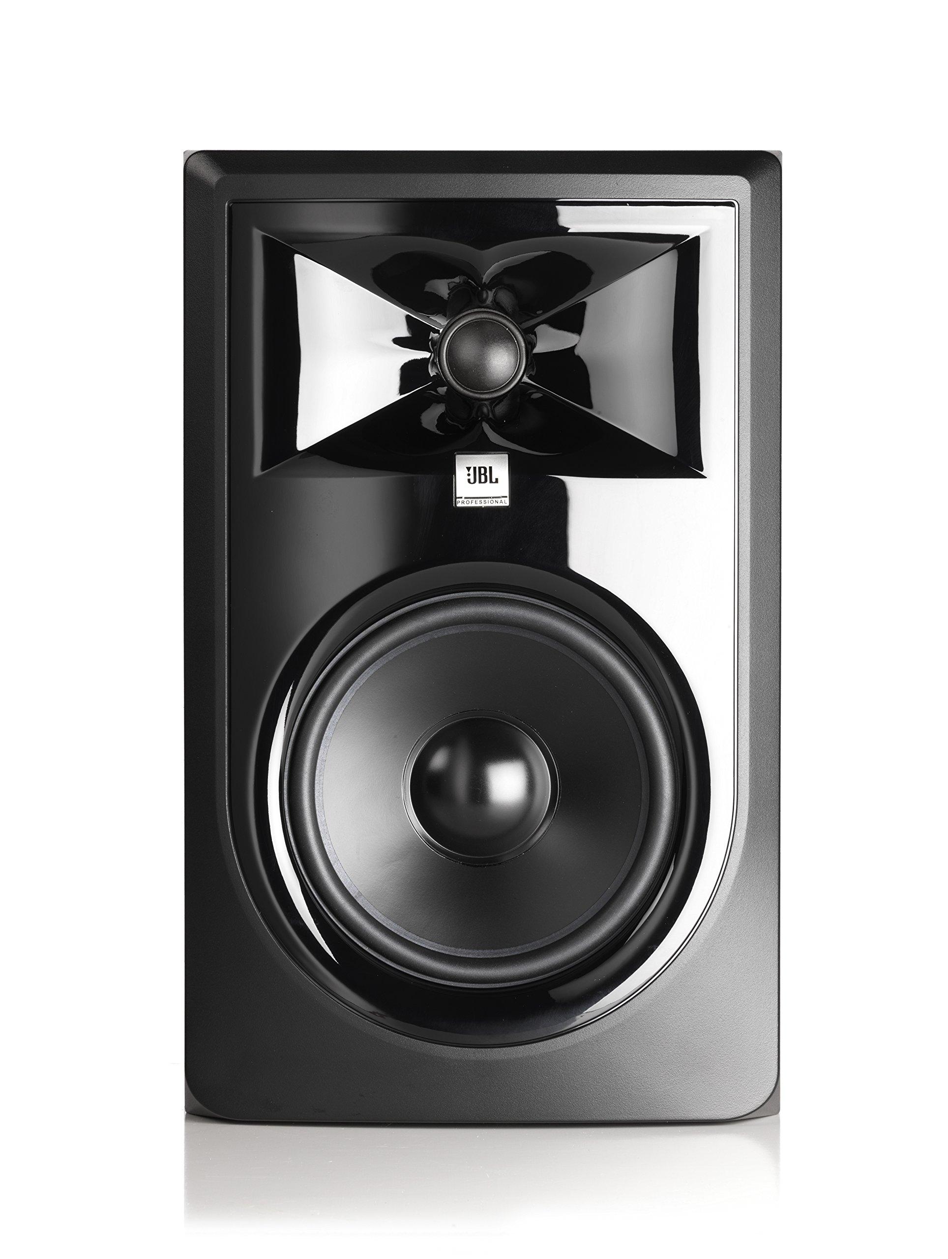JBL 306P MkII 6'' 2-Way Powered Studio Monitor (new model) by JBL Professional (Image #2)