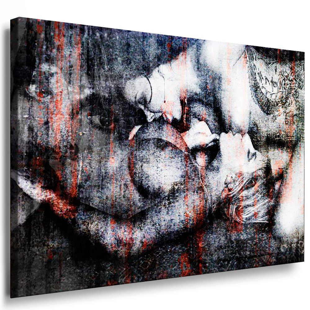 Bilder Kunstdrucke / Boikal / Leinwand Bild mit Keilrahmen Akt ...