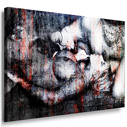 Amazing Bilder Kunstdrucke / Boikal / Leinwand Bild Mit Keilrahmen Akt Erotik Sexy  Girl 70x50 Cm Xxl Amazing Pictures