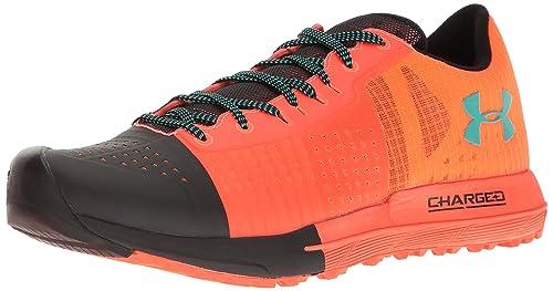 Under Armour Zapatillas de trail running Under Armour Horizon KTV para hombre, Phoenix Fire / Black, 12.5 D (M) US: Amazon.es: Zapatos y complementos