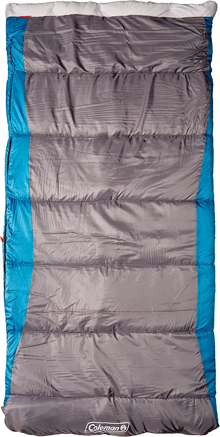 Coleman Autumn Glen 30 Degree Big Tall Sleeping Bag