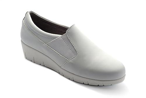 Zapatos Mujer Cómodos Blanco Anatómicos Mf Oneflex Denise Para qwZSSt