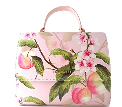 b8b90d8f384bb9 Ted Baker Blossom Light Pink Tote  Amazon.co.uk  Luggage
