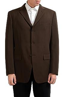Gianfranco Ferre Mens Linen Wool Blazer Sport Coat US 42 IT 52