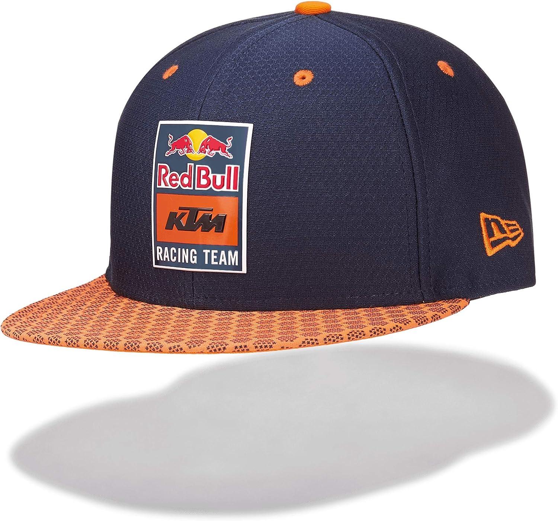 Red Bull KTM New Era 9Fifty Hex Era Flapcap, Azul Unisexo Talla ...