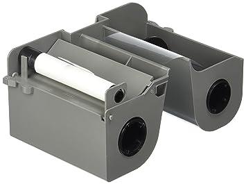Amazon.com : Fargo DTC1000 YMCKO Ribbon Cartridge w/ Cleaning ...