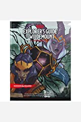 Explorer's Guide to Wildemount (D&D Campaign Setting and Adventure Book) (Dungeons & Dragons) Hardcover