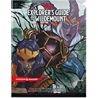 Image Of Explorer's Guide to Wildemount (D&D Campaign Setting and Adventure Book) (Dungeons & Dragons)
