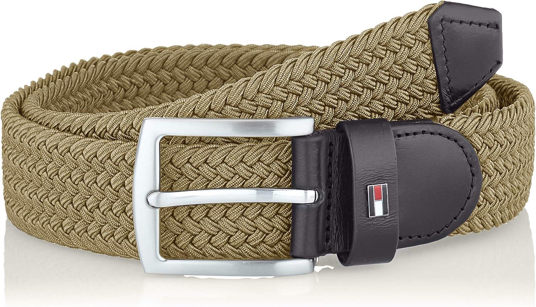 Tommy Hilfiger Mens Denton Elastic 3.5 Belt