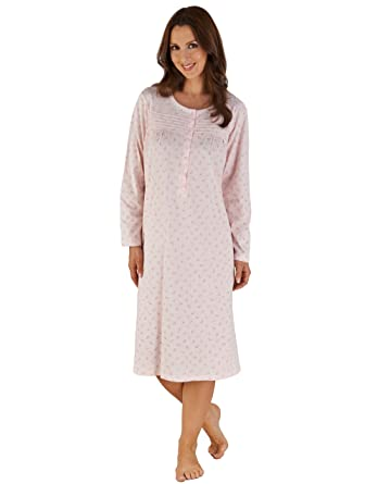 Slenderella Women s Premium 100% Soft Jersey Cotton 0f078b12a