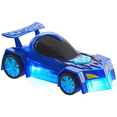 PJ Masks Glow Wheelers Cat-Car: Toys & Games