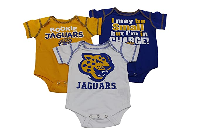 Amazon.com: outerstuff bebé sur Universidad su Jaguars ...