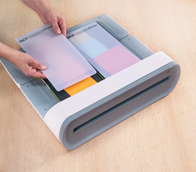 Amazon.com: Accuquilt GO! Big Fabric Cutter : accu quilt go - Adamdwight.com