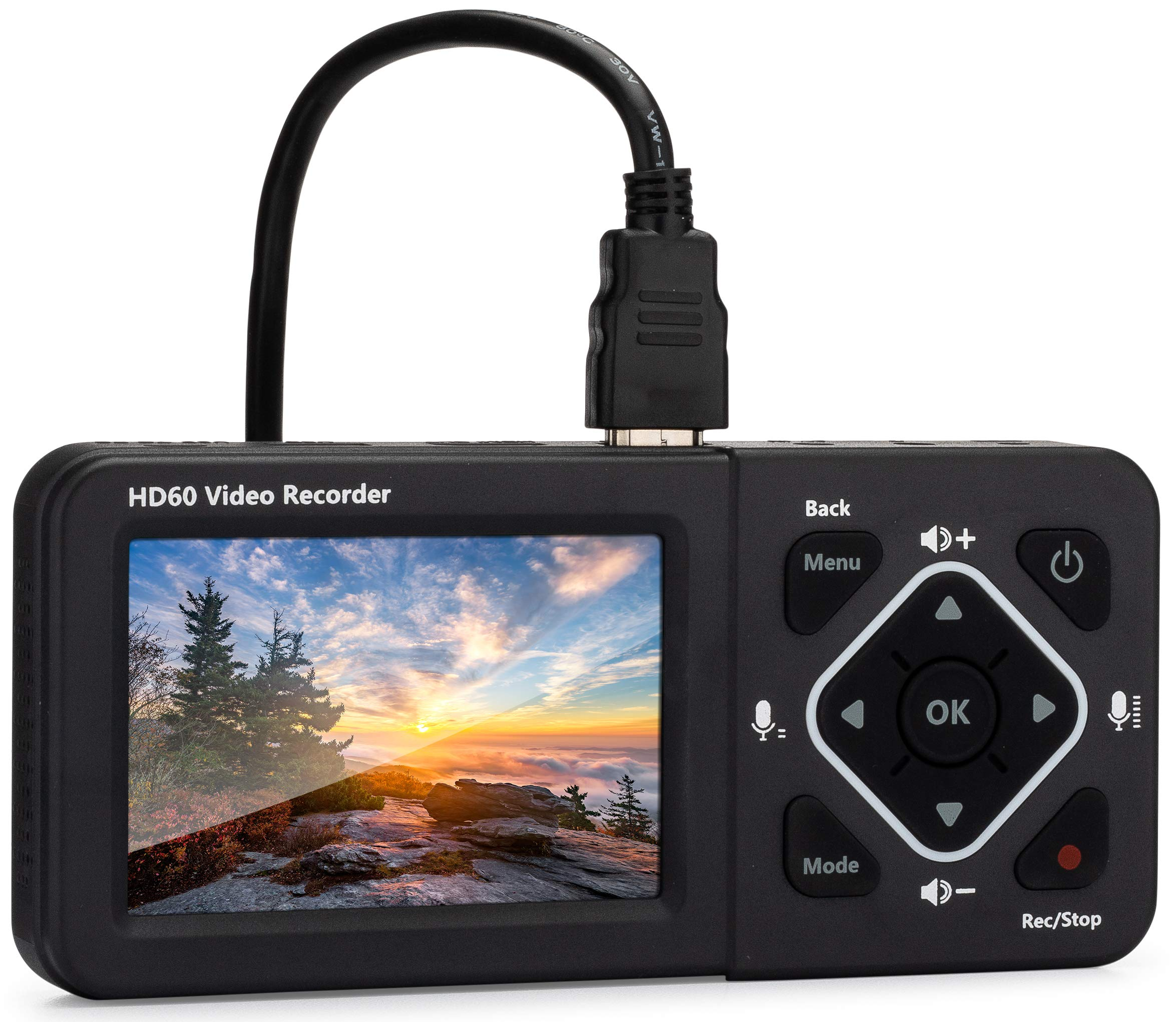 ClearClick HD Video Capture Box Ultimate - Capture Video from HDMI, RCA, VHS, VCR, DVD, Camcorders, Hi8 by ClearClick