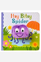 Itsy Bitsy Spider (Finger Puppet Board Book) Board book