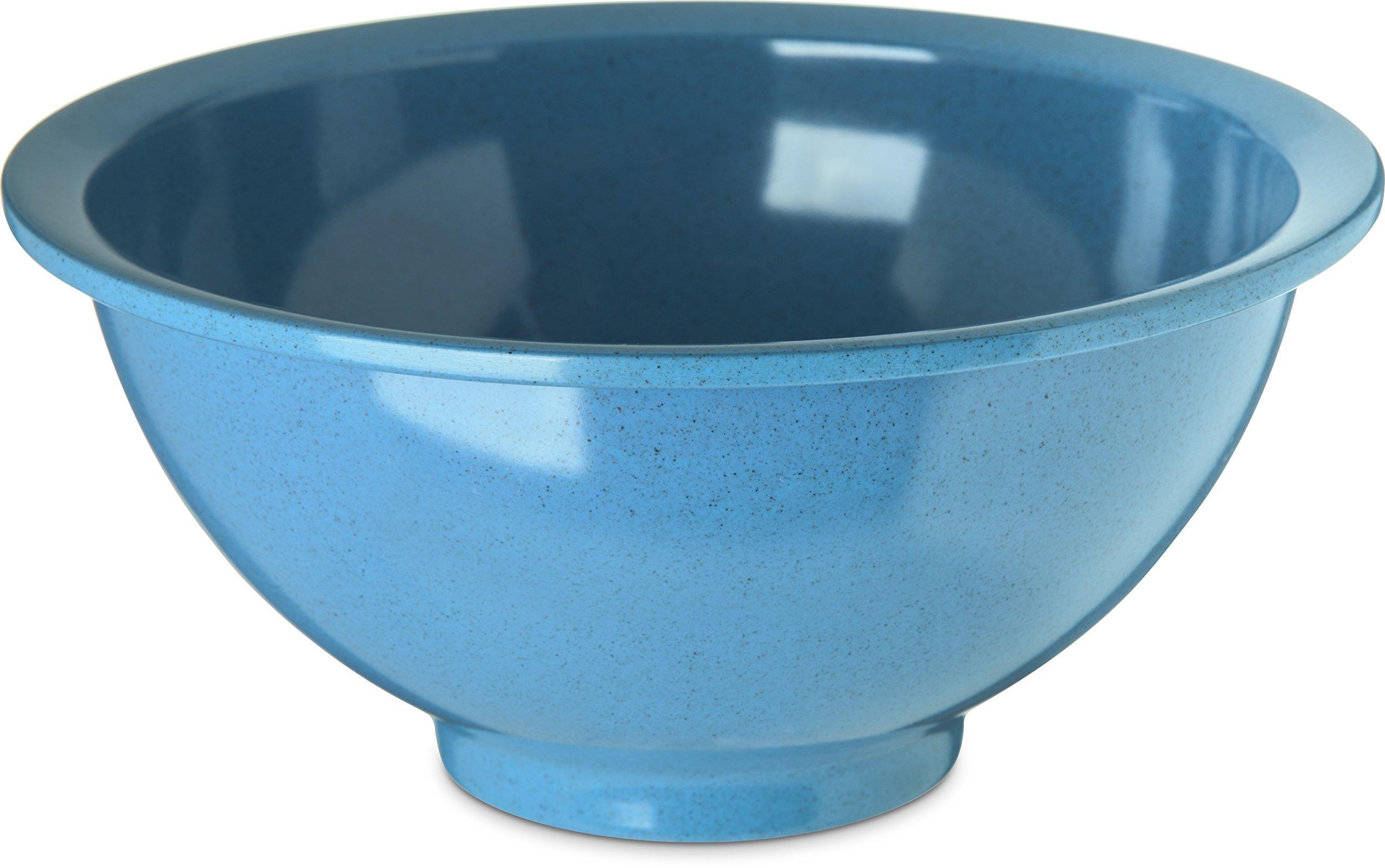 Sandshade Heavy-Duty 8 inch Melamine Mixing Bowl 1.5 Quart -- 12 per case