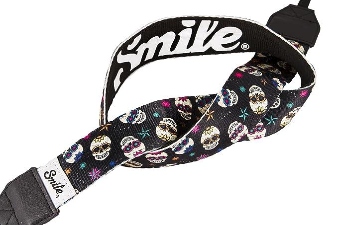 Smile - Correa para cámara réflex Tequila: Amazon.es: Electrónica